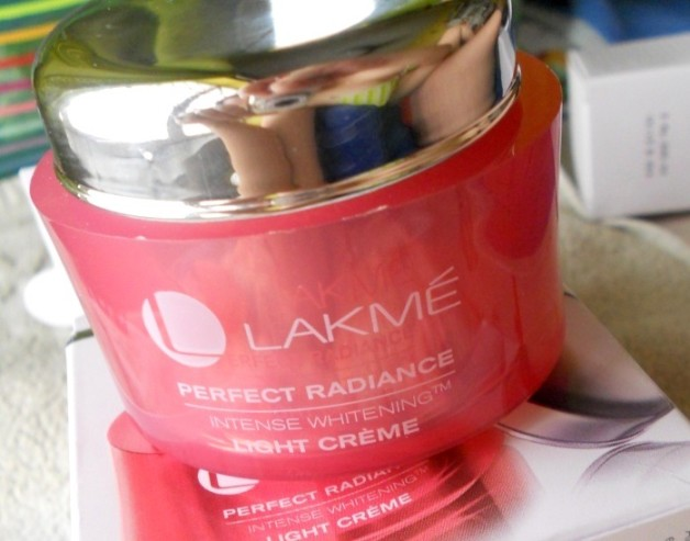 lakme perfect radiance intense whitening light creme review