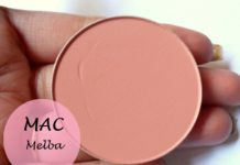 mac melba powder blush review swatches blog