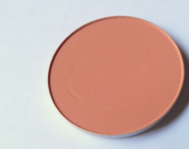mac melba powder blush review swatches photo