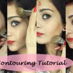 Tutorial: How To Contour Your Face To Look Thinner