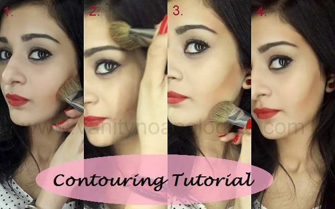 How To Contour Your Face Look Thinner
