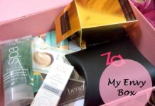 my envy box april 2014