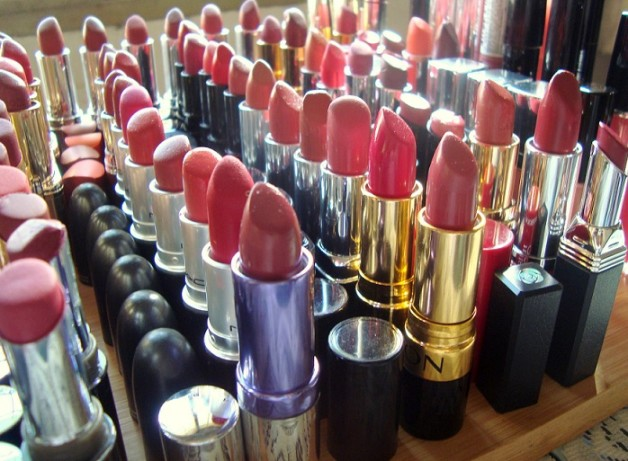 my lipstick collection beauty blog