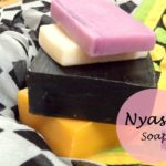Nyassa Handmade Soaps Reviews: Alphonso, Cocoa Butter, Cafe Noir, Berry Berry