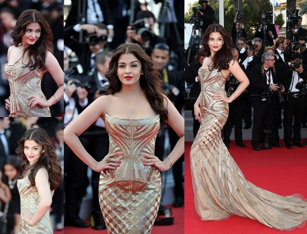 Aishwarya Rai Bachchan Two Days One Night Premiere Cannes Film Festival 2014