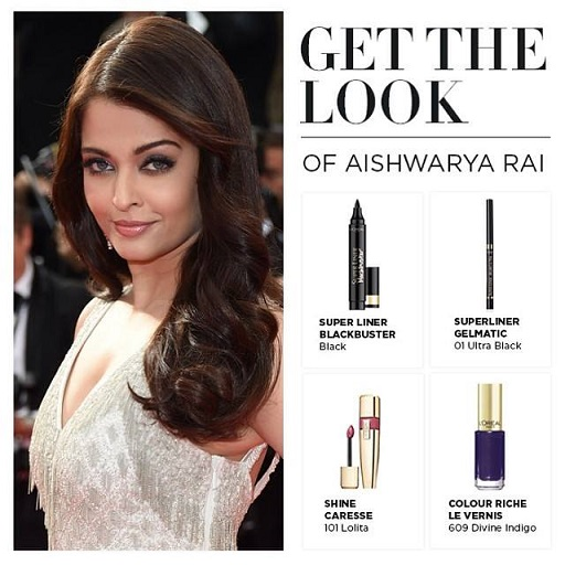 Aishwarya Rai Bachchan how to look like cannes 2014