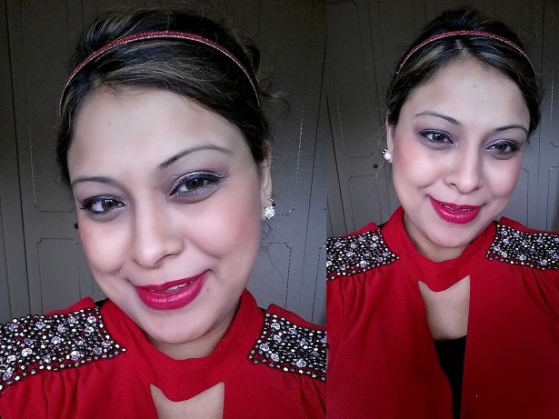 Bourjois Rouge Edition Velvet Lipstick Velvet 02 Frambourjoise review swatches fotd