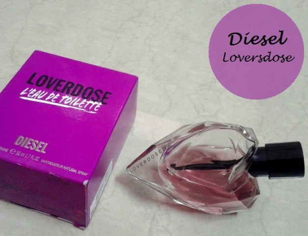 Diesel Loverdose EDP Perfume review price