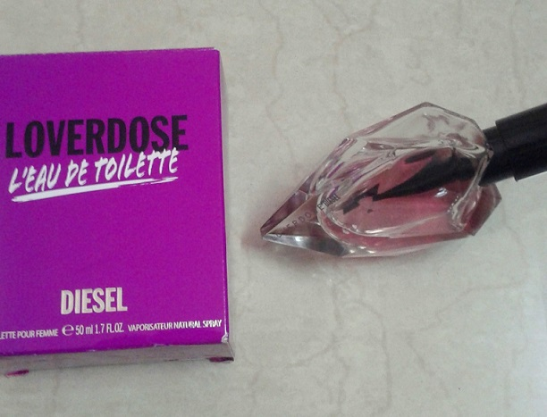 Diesel Loverdose EDP Perfume review