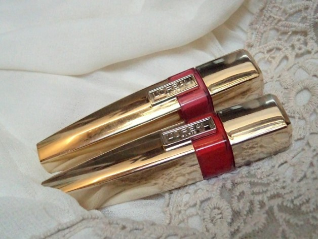 L'Oreal Paris Shine Caresse Lip Gloss Juliette Bella Review Swatches blog