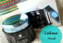 Lakme Absolute Skin Gloss OverNight Mask review price india
