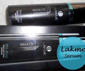 Lakme Absolute Skin Gloss Reflection Serum: Review and Price