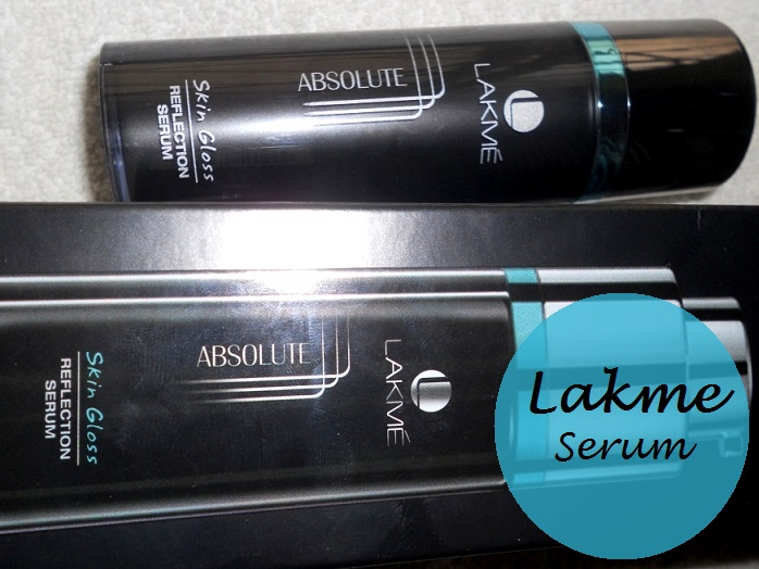 Lakme Skin Gloss Reflection Serum review price india