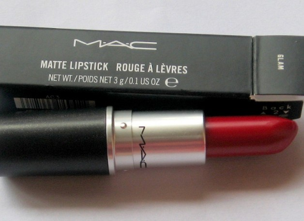 MAC By Request Lipstick glam review swatches india