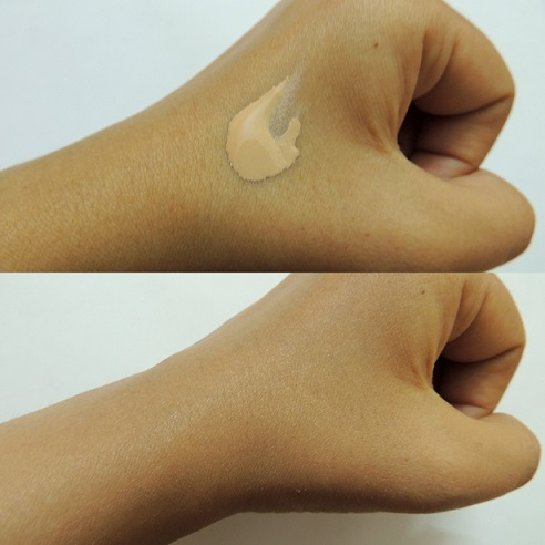 Revlon ColorStay Makeup Liquid foundation for Combination Oily Skin warm golden review swatches