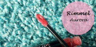 Rimmel Lip Lacquer Apocalips Aurora review