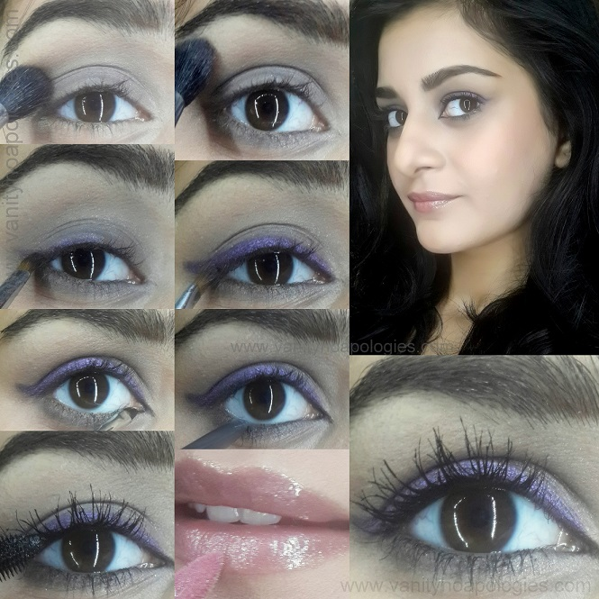 Aishwarya Rai Cannes Film Festival 2014 Makeup Step By Step