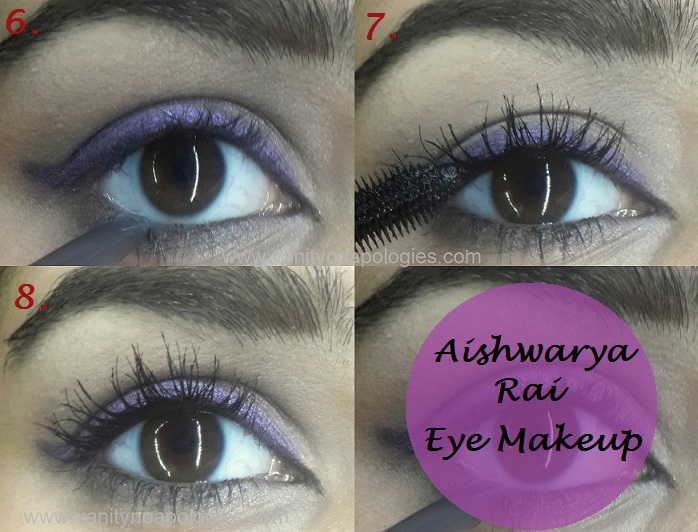 Aishwarya Rai Eye Makeup Cannes 2014 Tutorialvanitynoapologies