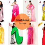 Best Summery and Girly Farewell Sarees to Buy Online