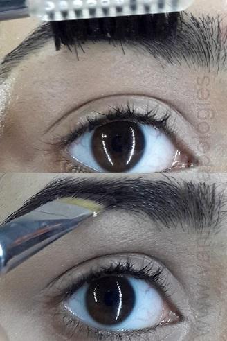 eyebrow tutorial step1