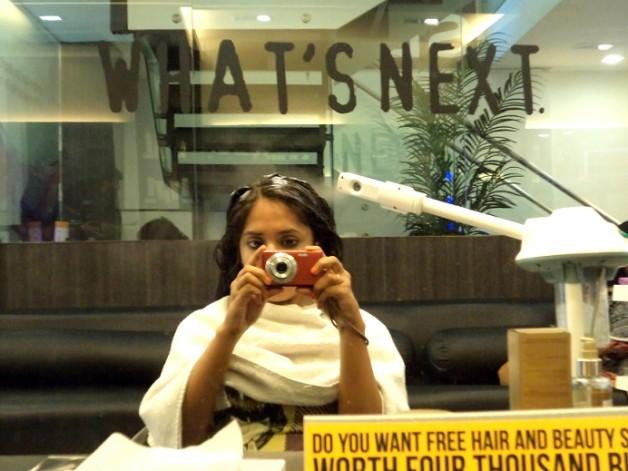 hair spa in delhi salon reviews