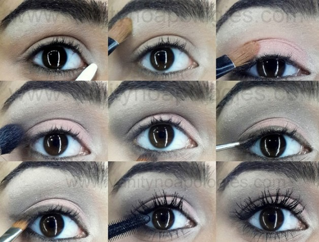 how to do christian bridal eye makeup