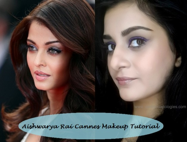 how to look like aishwarya rai bachchan cannes film festival 2014