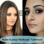 Tutorial: Mila Kunis Inspired Makeup Look (Steps + Products Used)