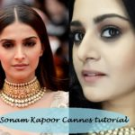 Tutorial: Sonam Kapoor Cannes 2014 Inspired Makeup Look