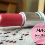 MAC See Sheer Lustre Lipstick: Review, Swatches and Dupe