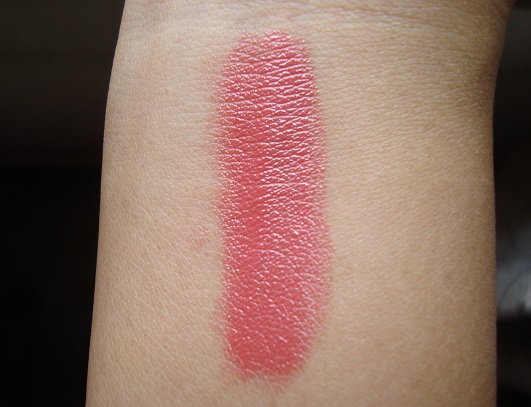 mac see sheer lipstick review swatches