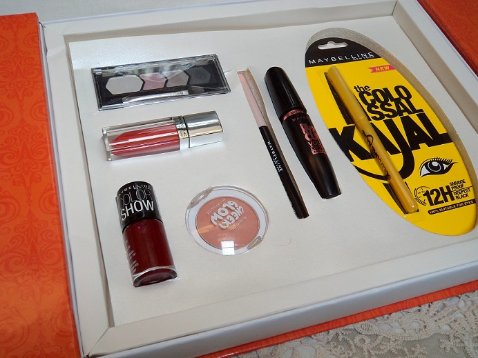 maybelline instaglam wedding box review products price photo