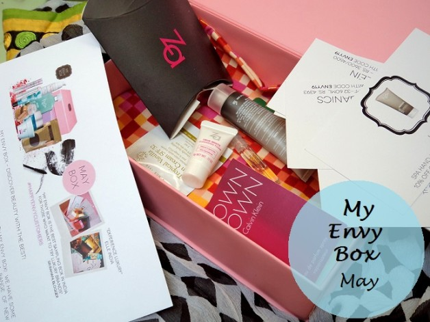 my envy box may edition 2014