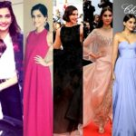The Comprehensive Guide to 5 Sonam Kapoor Outfits and Makeup Looks: Cannes 2014