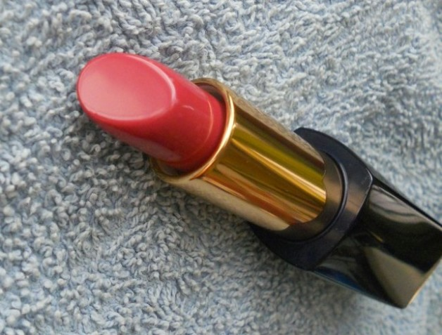 Estee Lauder Pure Color Envy Sculpting Lipstick Rebellious Rose review swatches blog