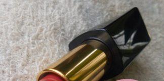 Estee Lauder Pure Color Envy Sculpting Lipstick Rebellious Rose review swatches india