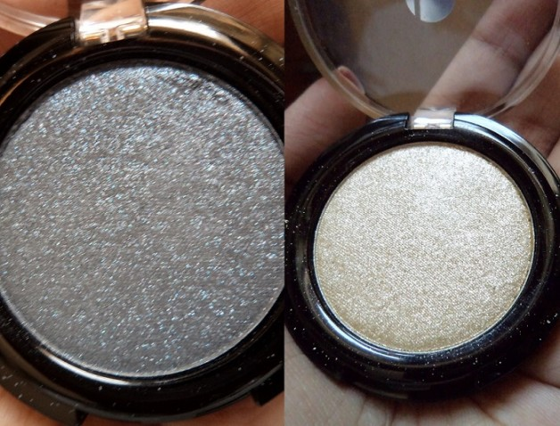 Lakme Absolute Color Illusion Eye Shadows Gold Pearl Smokey Pearl