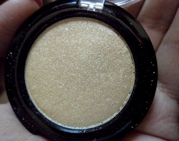 Lakme Absolute Color Illusion Eye Shadow Gold Pearl review