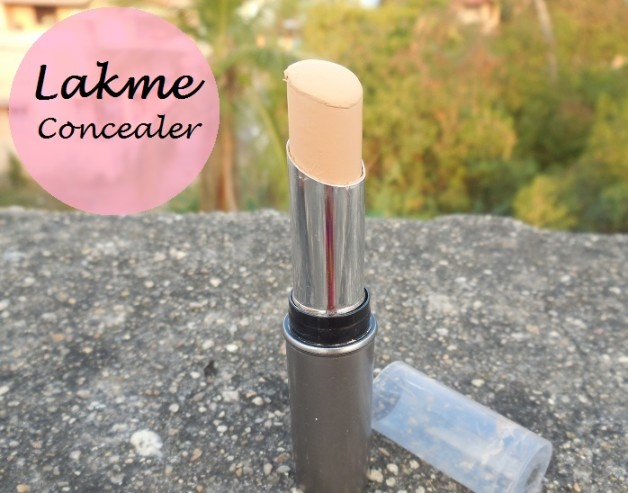Lakme Absolute White Intense Concealer Stick Review swatches photo