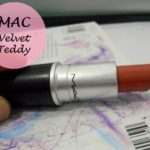 MAC Velvet Teddy Matte Lipstick: Review, Swatches, Dupes and FOTD