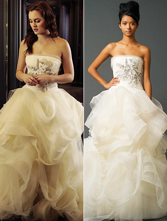 blair waldrof wedding gown options