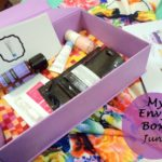 My Envy Box Review: June 2014 Edition