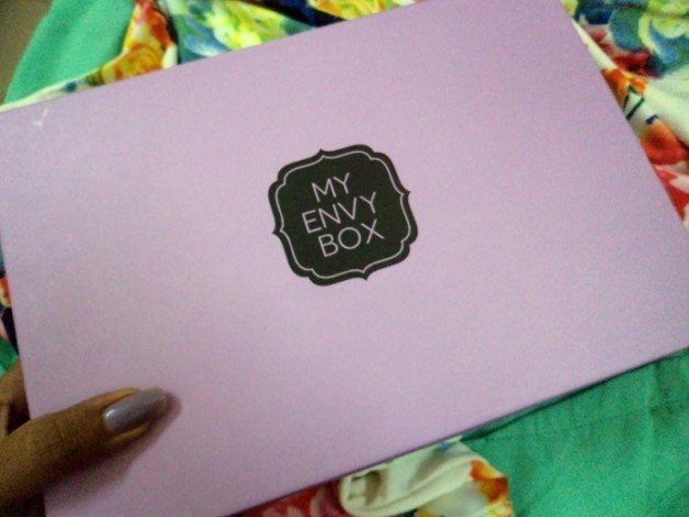 my envy box lavender june