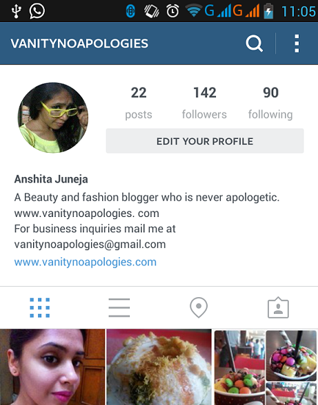 vanitynoapologies instagram