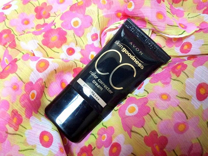 Avon skin Goodness CC cream Review india