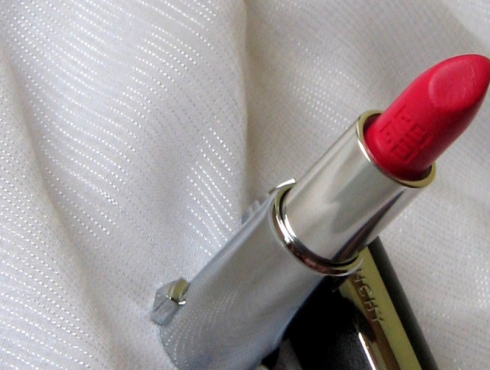 Givenchy Le Rouge 205 Fuchsia Irresistible lipstick reviews