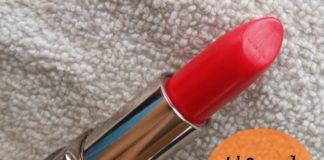 LOreal Paris Color Riche Moist Matte Lipstick Flaming Kiss review swatches blog