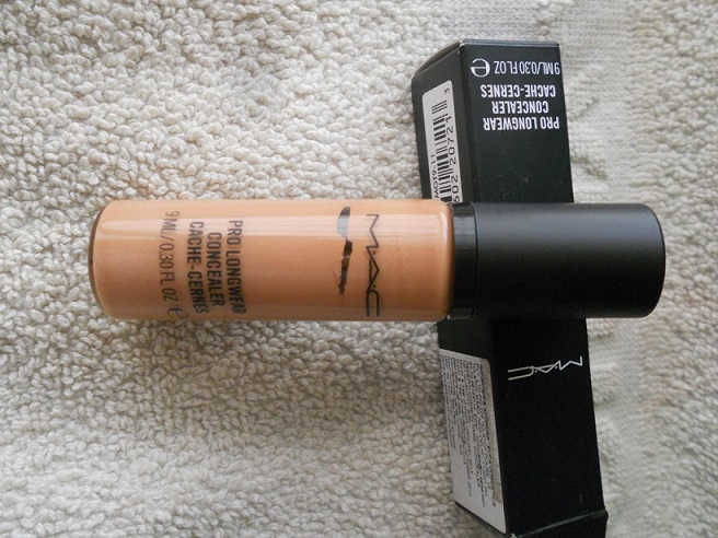 MAC Pro Longwear Concealer nw30 review