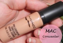 MAC Pro Longwear Concealer review swatches india