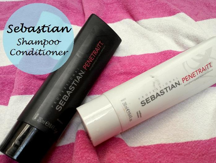 Sebastian Penetraitt Strengthening And Repair Shampoo and conditioner review india